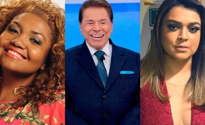 Gaby Amarantos critica Silvio Santos após declaração sobre peso de Preta Gil