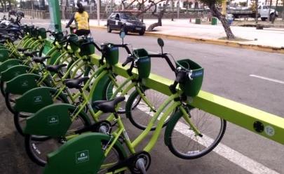 Goiânia recebe mais uma estação de bicicletas compartilhadas