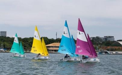 Esportes: Brasília recebe regata de vela adaptada