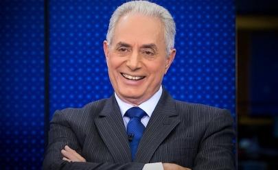 Após polêmica, William Waack deixa a TV Globo