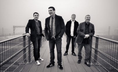Banda Resgate apresenta nova turnê em Goiânia
