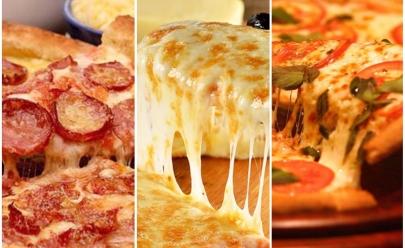 Ação beneficente entrega pizzas em casa por apenas R$ 25 em Uberlândia