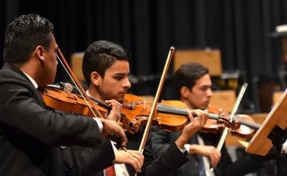 Orquestra Sinfônica Jovem de Goiás realiza concerto gratuito neste sábado