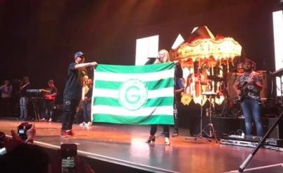 Marília Mendonça faz show em Londres e levanta a bandeira do Goiás para o mundo