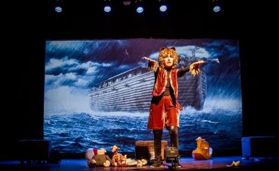 Brasília recebe espetáculos de música, dança, circo e teatro