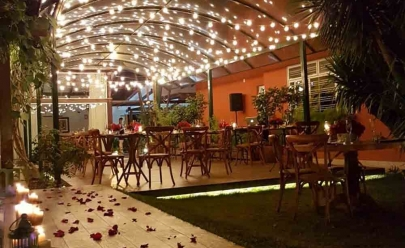 6 lugares para você ter um jantar romântico inesquecível com o seu amor em Goiânia