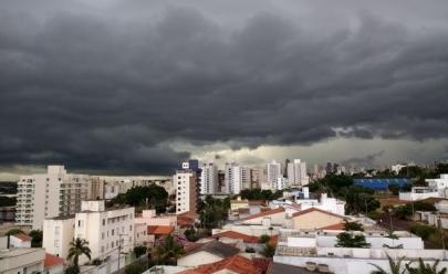 Fim de semana poderá ser chuvoso em Uberlândia