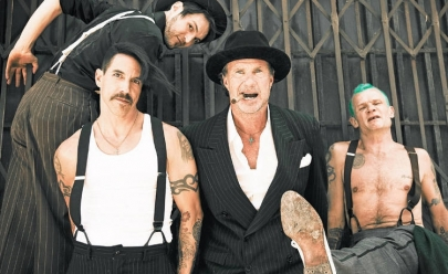 Red Hot Chilli Peppers deve fazer parte da line-up do Rock In Rio 2017
