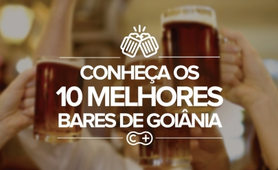 Os 10 melhores bares de Goiânia, segundo os leitores do Curta Mais