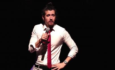 Humorista Afonso Padilha apresenta Espalhando a Palavra em Goiânia e Anápolis