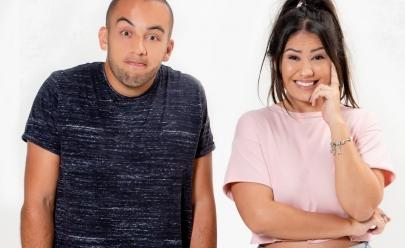Rafael Magalhães e Ana Clara Paim apresentam peça 'Minha Vida Amorosa é Uma Comédia' em Goiânia