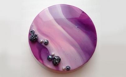 Conheça o maravilho Bolo de mármore de Olga Noskova