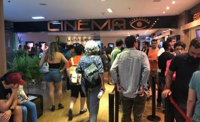 24 mil pessoas participaram da mostra de cinema do Lumière em Goiânia