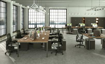 Melhor cadeira de escritório do Brasil é vendida com 60% de desconto em famosa loja de Goiânia