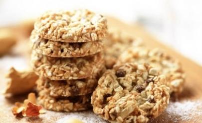 6 receitas de biscoitos saudáveis para fazer em casa