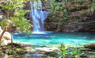10 lugares com águas cristalinas em Goiás