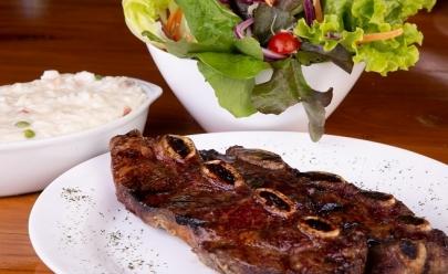 Restaurante argentino em Brasília aposta em pratos para o almoço a partir de R$39,90