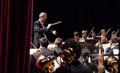 A Filarmônica de Goiás fará mais duas apresentações gratuitas em abril