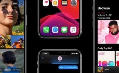 Apple anuncia atualização do sistema operacional iOS exclusivo