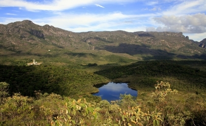 Conheça um paraíso nas montanhas de Minas Gerais que encantou até Dom Pedro II