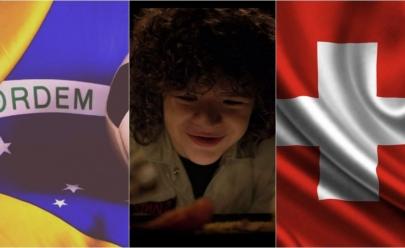 'Profeta' de Stranger Things faz previsão sobre jogo entre Brasil e Suíça, assista
