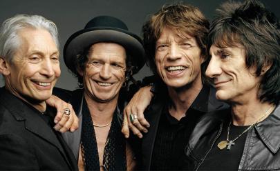 The Rolling Stones lançarão disco novo este ano