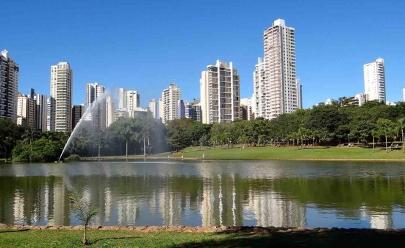 Calor aumenta e bate recorde do ano em Goiânia
