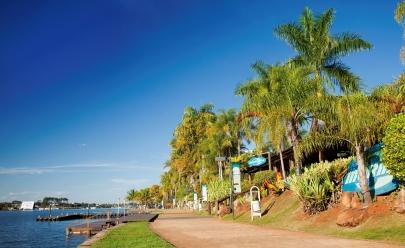3ª edição brasiliense do evento Fête de La Music no Pontão do Lago Sul