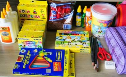 4 dicas do Procon para economizar nas compras de materiais escolares em Goiânia