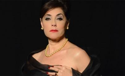 Christiane Torloni apresenta o aclamado espetáculo da broadway 'Master Class' em Goiânia