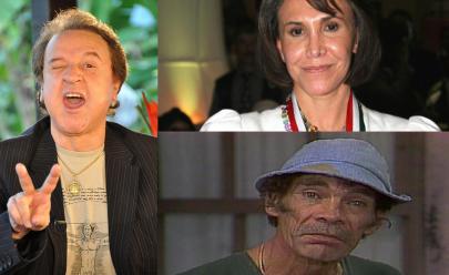 Quico se ofende com declaração de Dona Florinda e diz que ela desrespeitou a memória de Seu Madruga