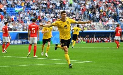 Vitória Belga sobre seleção Inglesa entra para história