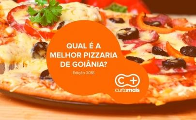 Qual a melhor pizzaria de Goiânia?