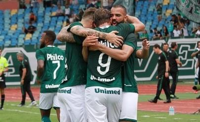 Goiânia recebe Copa Sul-Americana entre Goiás x Sol de América nesta terça-feira