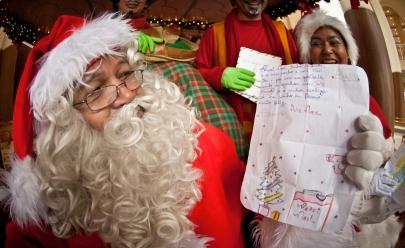 Adote uma cartinha: Campanha Papai Noel dos Correios começou em Goiânia