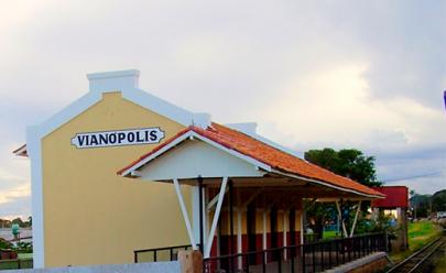 Estrada de ferro é nova atração turística de Goiás