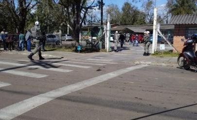Adolescente ataca escola e deixa pelo menos 6 feridos no Rio Grande do Sul