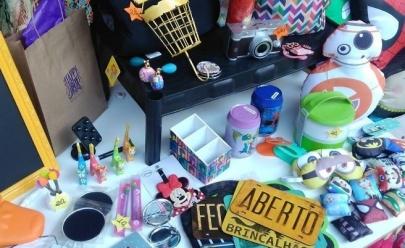 Feirinha descolada Mercado das Coisas tem edição dedicada às mulheres em Goiânia