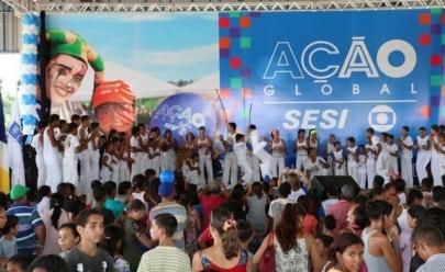 Ação Global acontece em Aparecida de Goiânia nesta semana com troca de resíduos, roupas e acessórios usados por alimentos