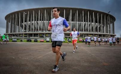 Brasília recebe terceira edição de corrida solidária