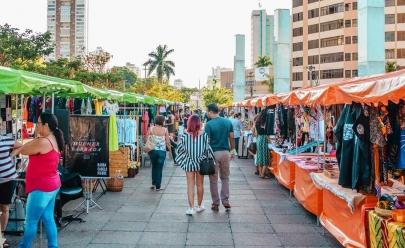 'Feirinha mais descolada da cidade', Mercado das Coisas retorna a Goiânia