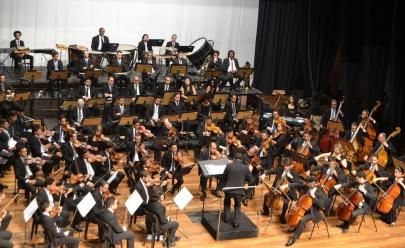 Com sinfonia de brinquedos e convidados especias, Sinfônica de Goiânia se apresenta para as crianças