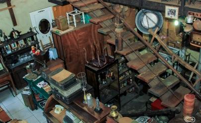 7 antiquários em Goiânia para quem gosta de viajar no tempo