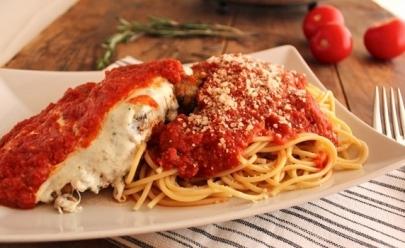 Casa Oliva tem Delivey de comida italiana