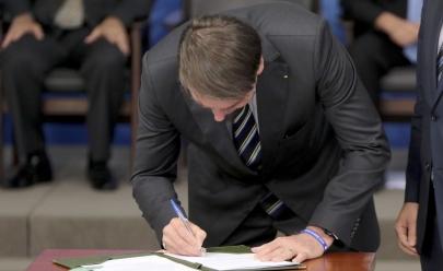 Bolsonaro assina MP da Liberdade Econômica para estimular startups
