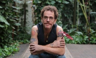 Nando Reis faz show em Goiânia com a nova turnê Jardim-Pomar