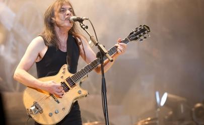 Morre aos 64 anos Malcolm Young, fundador do AC/DC