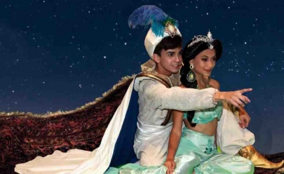 Aladdin, o Musical: mega espetáculo em Goiânia no mês de novembro