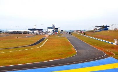 Autódromo Internacional de Goiânia fecha por tempo indeterminado