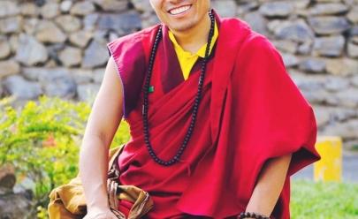 Lama Dorje faz palestra gratuita em Goiânia